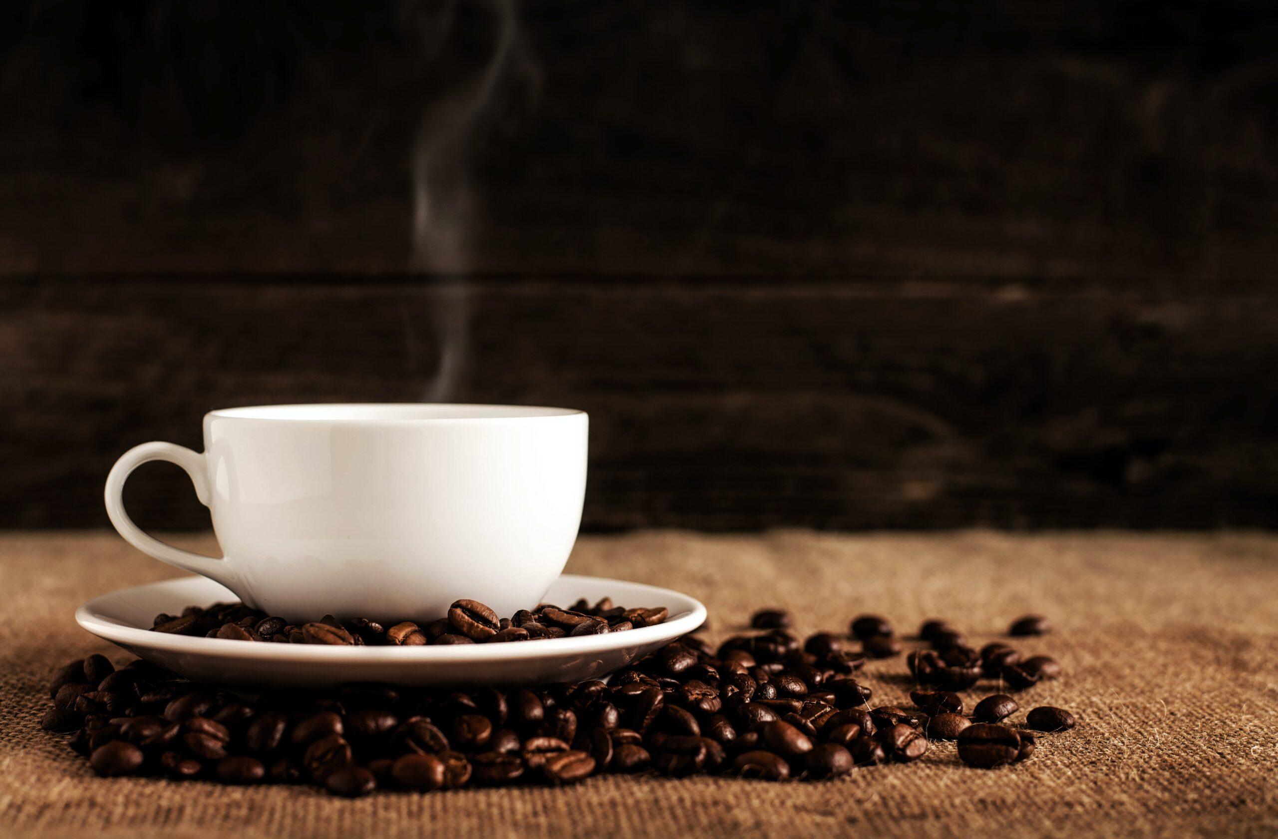 Koffie prestatie sport